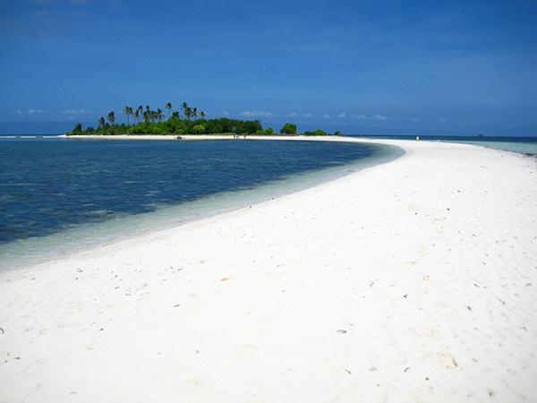 Virgin island panglao bohol pictures